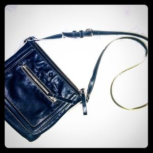 Kate Spade Crossbody Distressed Leather Small Bag